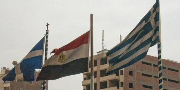 Egypt & Greece